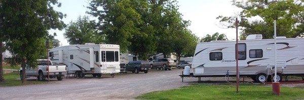 Find Campgrounds In Altus Ok