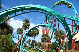 Major Attractions of Busch Gardens (Tampa, FL)