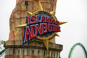 Major Attractions of Universal Island of Adventure