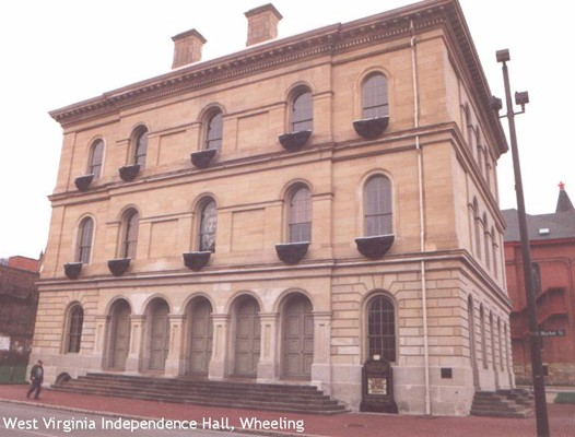 West Virginia Independence Hall
