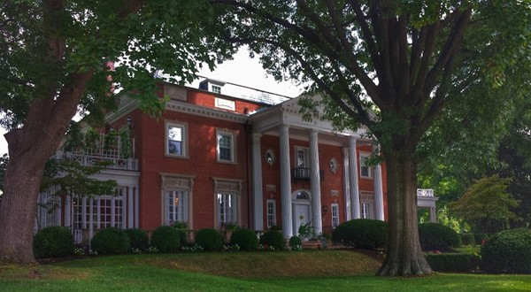 West Virginia Governor's Mansion