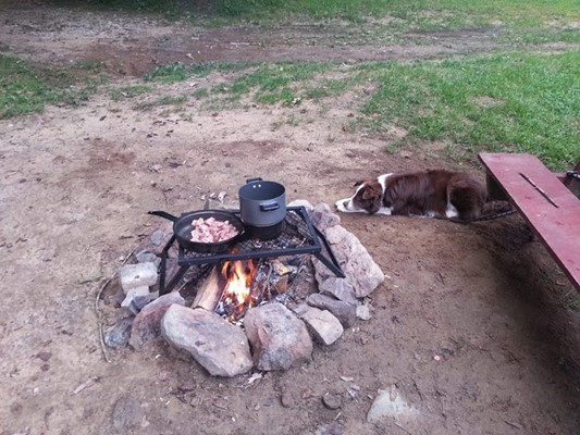 Red River Gorge Campground